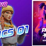 フォートナイト FNCS ハイライト シーズン8 Q1【フォートナイト/fortnite】
